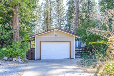 Pollock Pines Single Family Home For Sale: 5105 Rainbow Trail