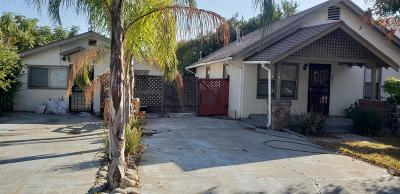 Modesto Multi Family Home For Sale: 142 East Coolidge Avenue