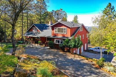 Nevada County Single Family Home For Sale: 14885 Osborne Hill Road
