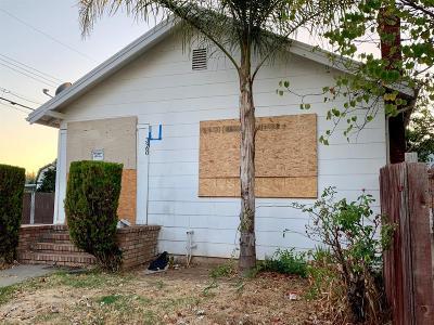Sacramento Single Family Home For Sale: 3960 28th Street