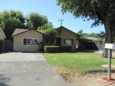 Sacramento County Single Family Home For Sale: 1904 Helena Avenue