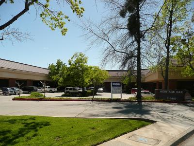 Placer County Commercial For Sale: 11960 Heritage Oak Place #17