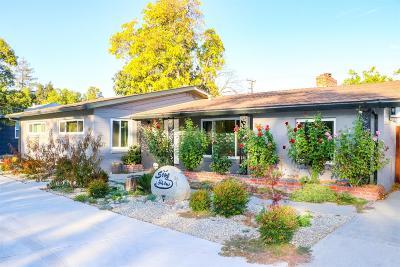 Sacramento Single Family Home For Sale: 714 Watt Avenue
