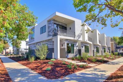 Sacramento Single Family Home For Sale: 3421 1st Avenue