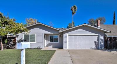 Citrus Heights Single Family Home For Sale: 7805 Beaupre Way