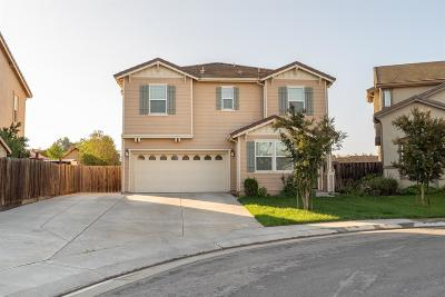 Stockton Single Family Home For Sale: 2929 Bridge Cross Court