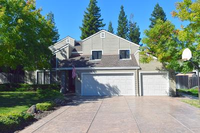Folsom Single Family Home For Sale: 139 Gold Creek Circle