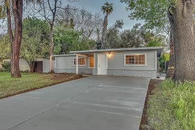 Stockton Single Family Home For Sale: 1230 Douglas Road