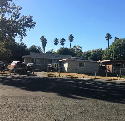 Sacramento Single Family Home For Sale: 7660 24th Street