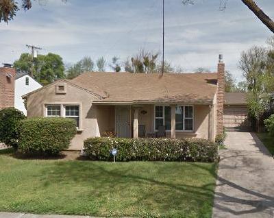 Stockton Single Family Home For Sale: 2228 North Orange Street