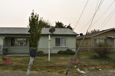 Stockton Single Family Home For Sale: 5250 East Sonora Street