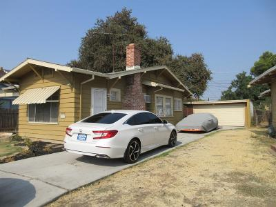 Stockton Single Family Home For Sale: 1620 North Berkeley Avenue
