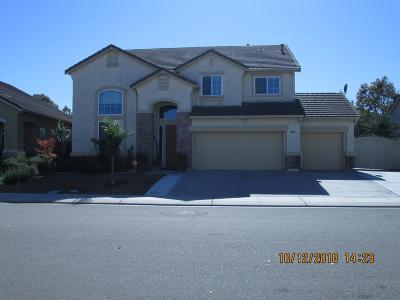 Stockton Single Family Home For Sale: 9057 Barbaresco Circle