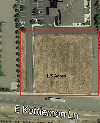 Lodi Commercial Lots & Land For Sale: 1337 East Kettleman Lane