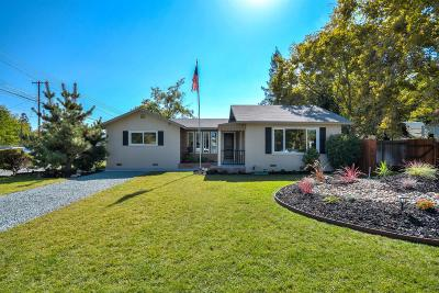 Elk Grove Single Family Home For Sale: 9198 Lark Street