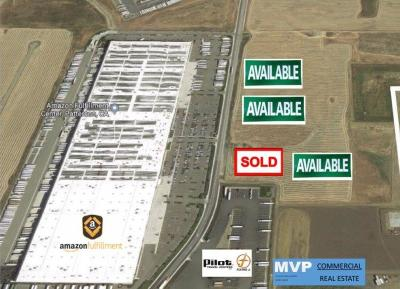 Patterson CA Commercial Lots & Land For Sale: $1,928,619