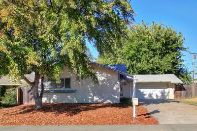 Citrus Heights Single Family Home For Sale: 8059 Buttonwood Way