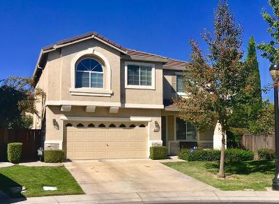 Stockton Single Family Home For Sale: 5460 Stone Bridge Court
