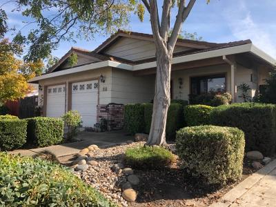 Manteca Single Family Home For Sale: 314 Wawona Street