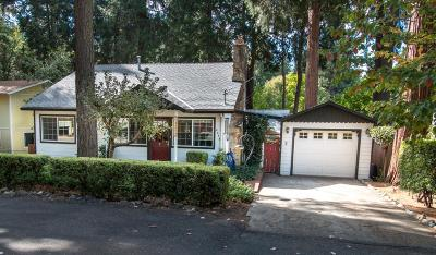 Pollock Pines CA Single Family Home For Sale: $312,500