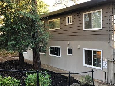 Placer County Multi Family Home For Sale: 236 Sacramento Street