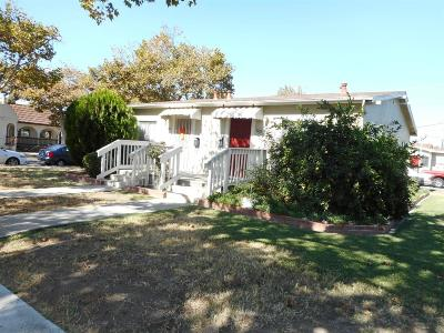 Modesto Multi Family Home For Sale: 601 Downey Avenue #603