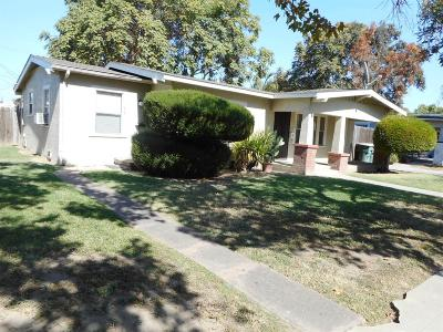 Modesto Multi Family Home For Sale: 605 Downey Avenue #609