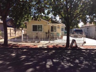 Stockton Single Family Home For Sale: 2334 East Church Street