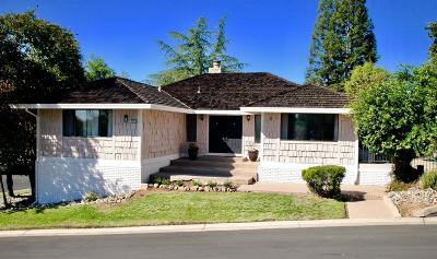 Rancho Murieta Single Family Home For Sale: 6813 Brisa Lane