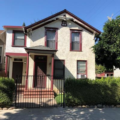 Sacramento Multi Family Home For Sale: 516 15th Street #518