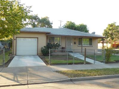 Stockton Single Family Home For Sale: 2404 East Washington Street