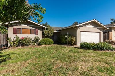 Orangevale Single Family Home For Sale: 8157 Chipwood Way