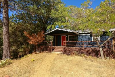 Grass Valley Single Family Home For Sale: 16458 Greenhorn Road