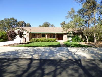 Granite Bay CA Single Family Home For Sale: $725,000