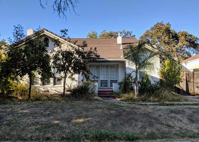 Stockton Single Family Home For Sale: 1435 West Flora Street