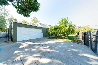 Sacramento County Single Family Home For Sale: 3730 16th Avenue