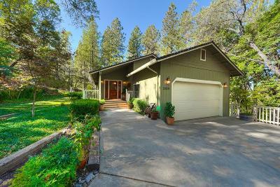 Pioneer Single Family Home For Sale: 23201 Hidden Lane