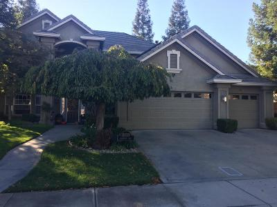 San Joaquin County Single Family Home For Sale: 19519 Rosewood