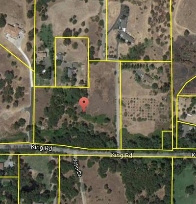 Loomis Residential Lots & Land For Sale: 7825 King Road
