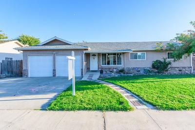 Manteca Single Family Home For Sale: 1128 Shasta Street