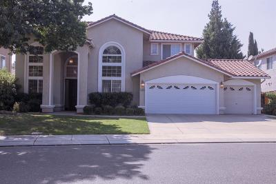 Modesto CA Single Family Home For Sale: $524,900