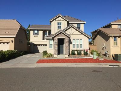 Rancho Cordova Single Family Home For Sale: 3596 Husch Way