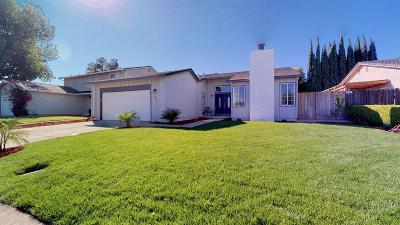 Tracy Single Family Home For Sale: 949 Kapareil Drive