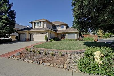 Rocklin CA Single Family Home For Sale: $605,000-V*