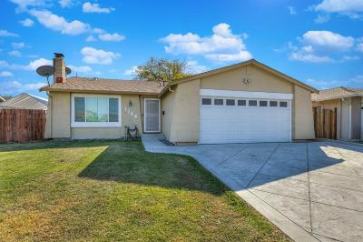 Tracy Single Family Home For Sale: 1148 Rusher Street