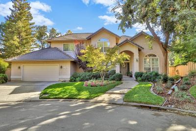 Sacramento CA Single Family Home For Sale: $825,000