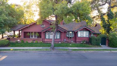 Stockton Single Family Home For Sale: 801 West Vine Street