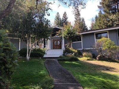 Sacramento County Single Family Home For Sale: 4361 Winding Woods Way