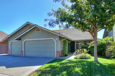Woodland Single Family Home For Sale: 1566 Carmel Valley Drive