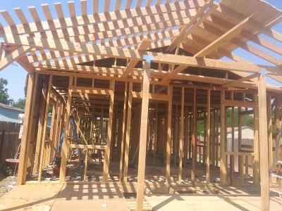 Sacramento Single Family Home For Sale: 3962 44th Street